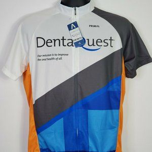 Primal Denta Quest Men's Cycling Jersey Shirt